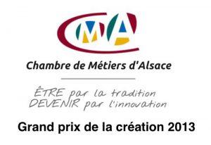 2G color - Chambre des Métiers d'Alsace - Grand prix de la création 2013